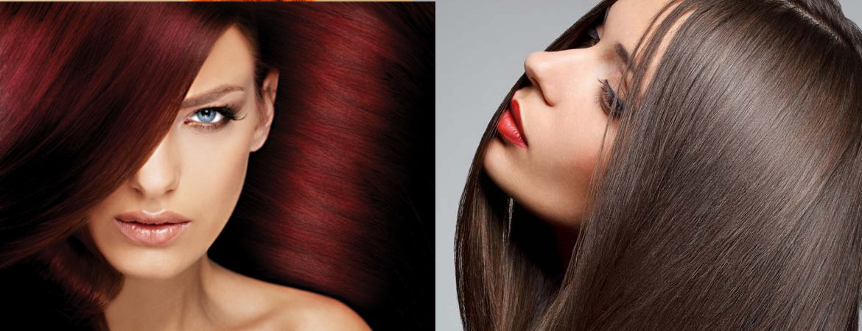 Окрашивание волос в Москве по низкой цене