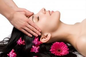 массаж кожи лица процедура