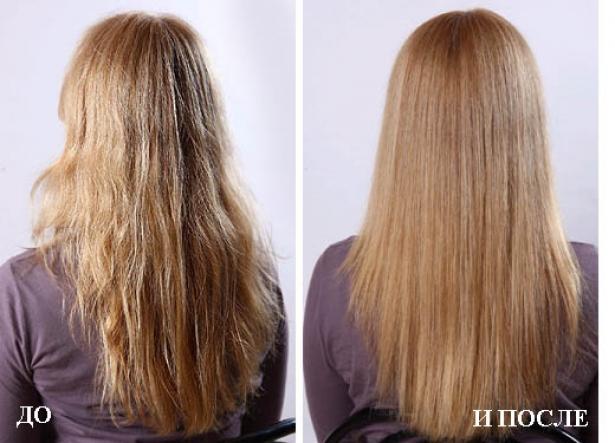 шелковистые волосы отзывы