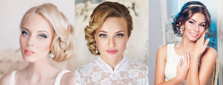 свадебные прически 2015 года на короткие волосы