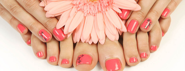 Ногти на ногах как сделать красивыми