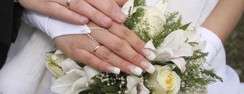свадебный маникюр в салоне красоты недорого