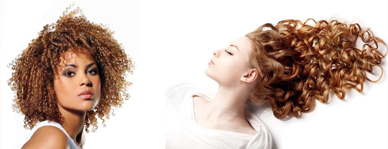 Химическая завивка волос в москве недорого