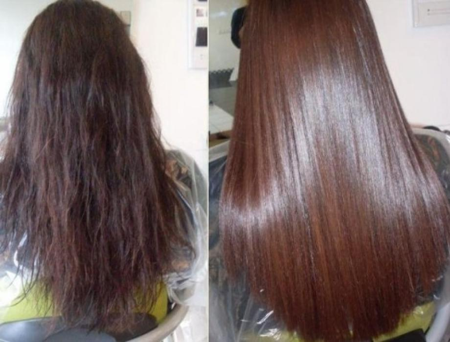 ботокс для волос москва салон