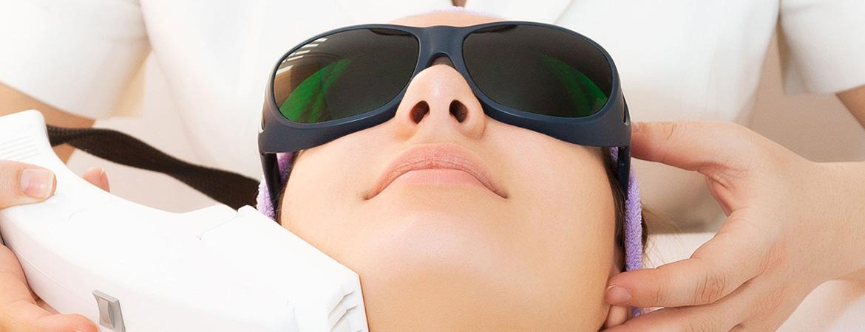 фотоомоложение кожи лица в салоне красоты недорого