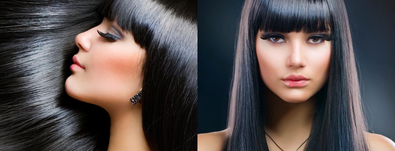 Кератиновое восстановление волос в салоне красоты