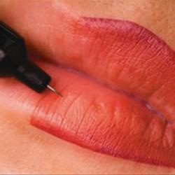 татуаж перманентный макияж губ отзывы